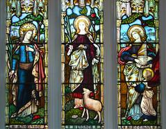 St Margaret, St Agnes and St Cecilia