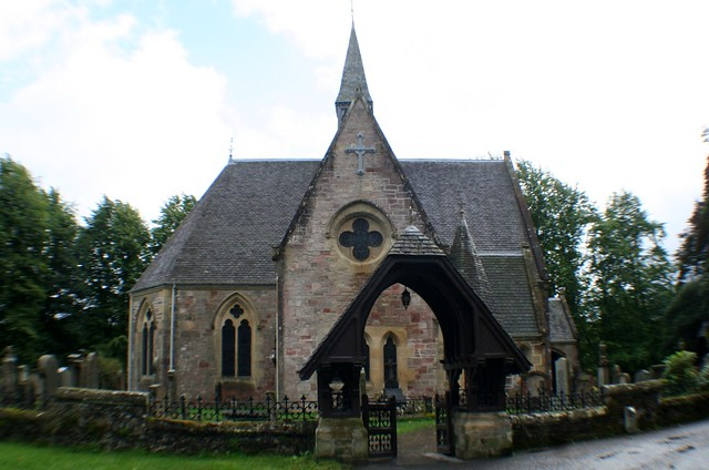 McKessog's Church, Luss