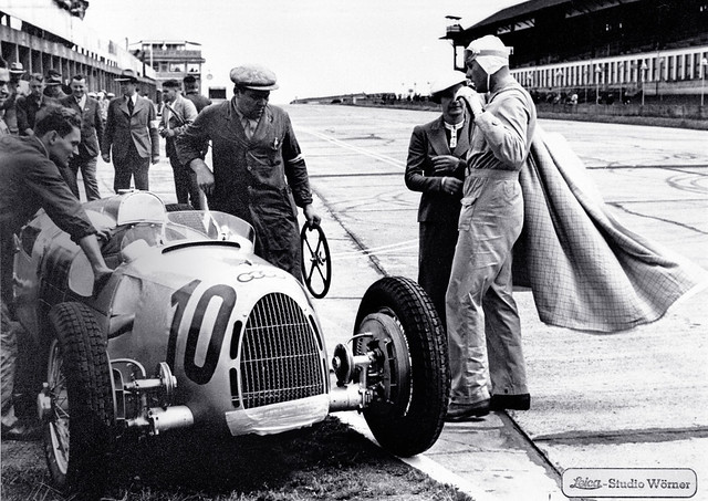 1936 Auto Union Typ C - Hans Stuck