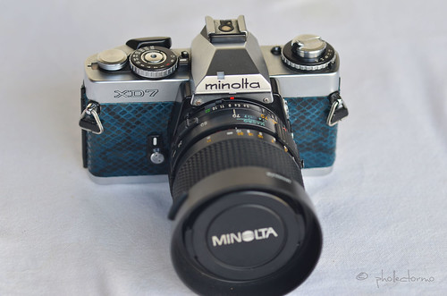 minolta xd7 by phollectormo