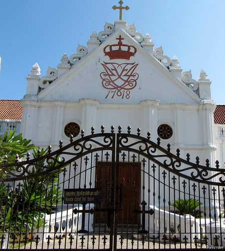 Danish Church, Tranquebar