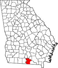 Lowndes County in Georgia