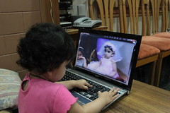 Nerjis Asif Shakir ..Blogger .. by firoze shakir photographerno1