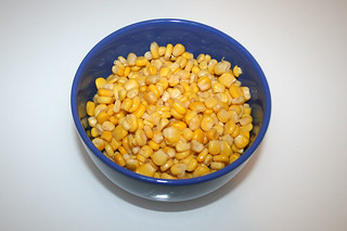 02 - Zutat Mais / Ingredient corn