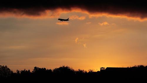 sunrise alba aereo riccione agolanti