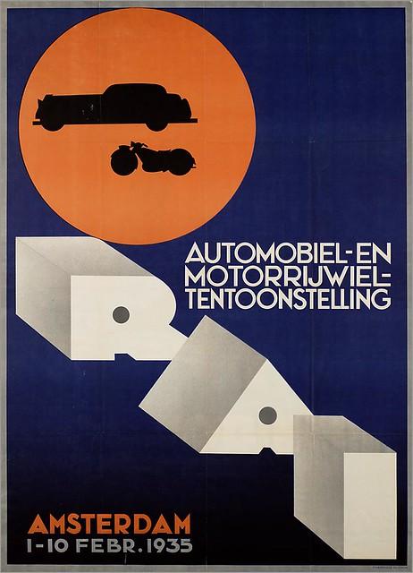 Amsterdam Motor Show 1935