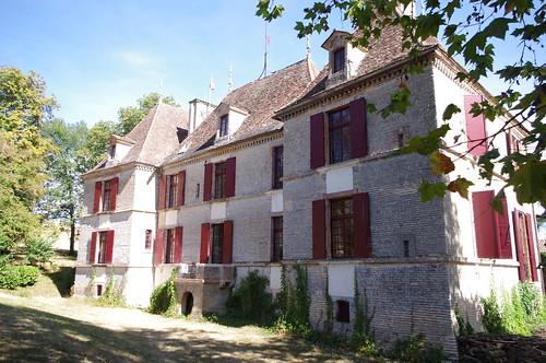 chateau de Lagarde (1)