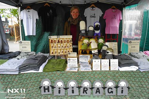 hiiragi stall salamanca market