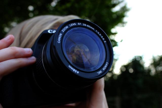 Lens Reflection | Flickr - Photo Sharing! Video Camera Lens Reflection