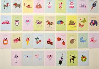 Gellie Design cards