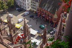 Konferenzort von oben   Venue from Muenster