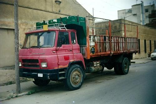 camió Barreiros