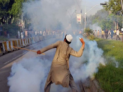 Anti-US rebellions have continued in Pakistan. In Islamabad on September 20, the military was sent in to quell disturbances. by Pan-African News Wire File Photos
