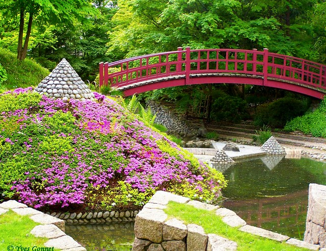 Jardin Japonais Albert Kahn Boulogne Billancourt M Tro