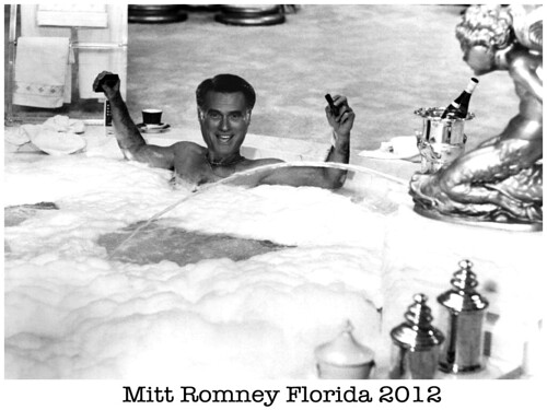 MITT ROMNEY FLORIDA by Colonel Flick