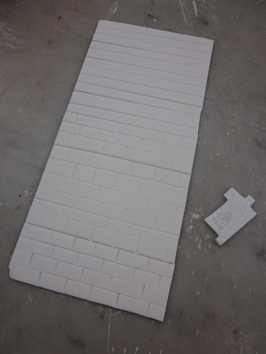 pastillage bricks