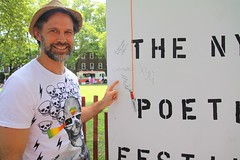 The NYC Poetry Festival 2012