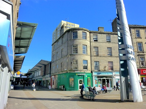 Foot of Leith Walk