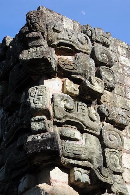 Mayan stone carvings flickr photo sharing