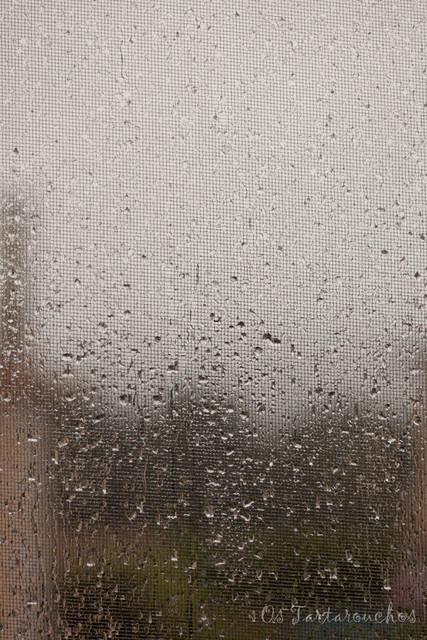 vento choiva e falta de luz