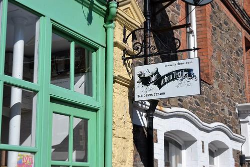 John Arbon Textiles Shop