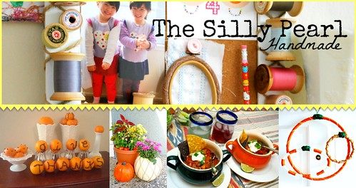 The Silly Pearl - Fall Crafts and Recipes