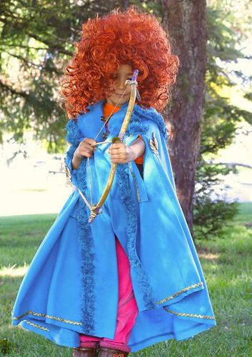 Merida Costume112