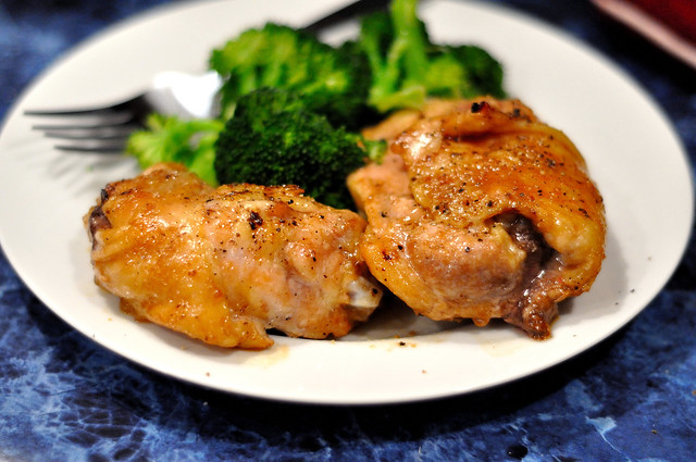 Sticky Baked Chicken