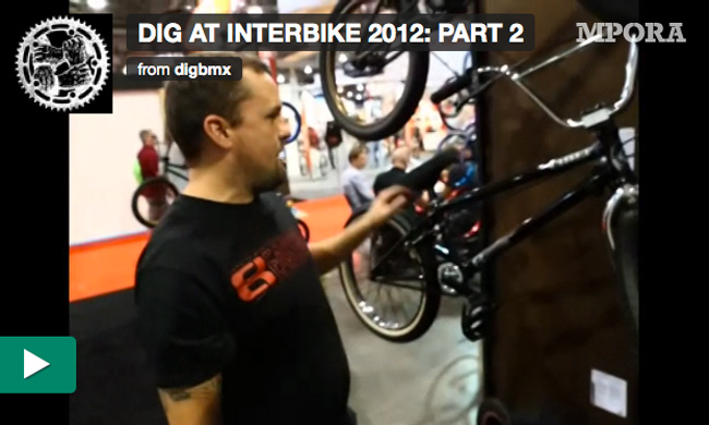 Eastern Interbike 2012 Dig Coverage