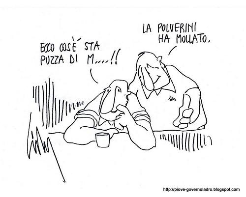 Ha mollato! by Livio Bonino