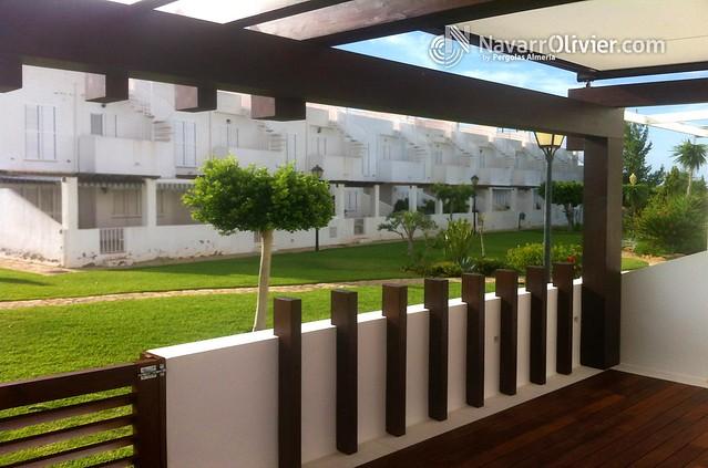 Reforma de terraza reforma de terraza estilo minimalista - Terrazas de exterior ...