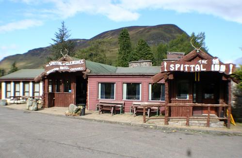 Spittal Inn, Glen Shee