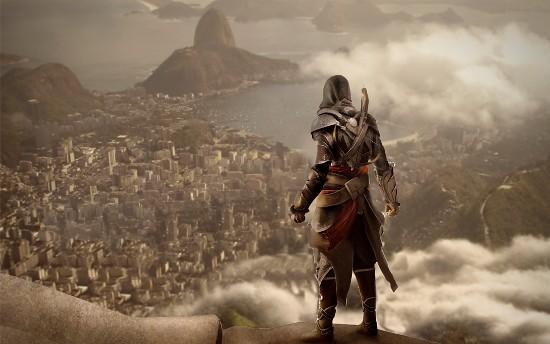 Ubisoft está trabalhando em Assassins Creed no Brasil!