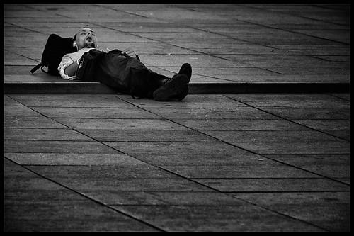 asleep by andrè t.