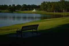 Lake at Breckinridge Park
