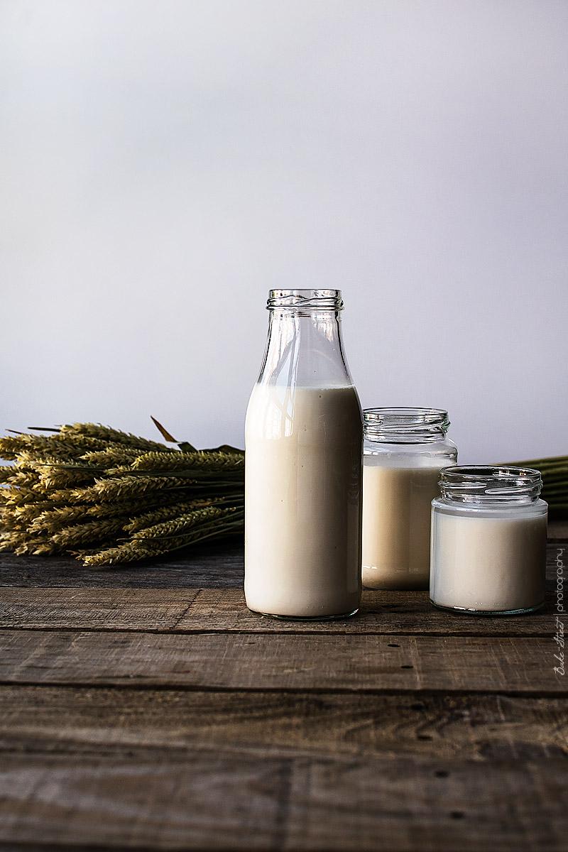 Cómo hacer leche de almendrasdras-13