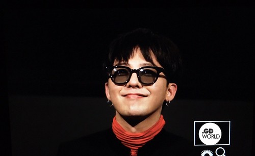 Big Bang - Movie Talk Event - 28jun2016 - GD World - 03
