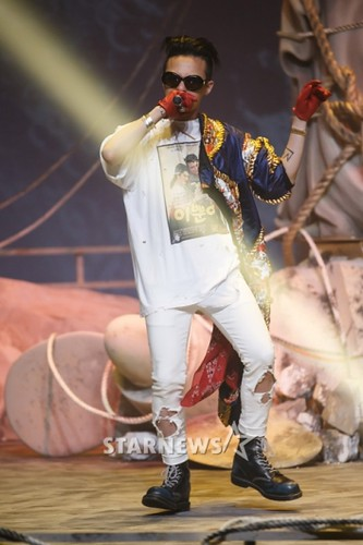 Big Bang - Mnet M!Countdown - 07may2015 - Starnews - 06