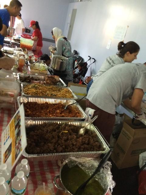 土, 2016-08-20 12:26 - Indonesian Food Bazaar @ St. James Episcopal Church, Elmhurst