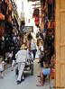 Life in the medina.