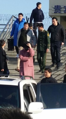 Big Bang - Harbin Airport - 21mar2015 - 蒙古酸奶權志龍 - 06