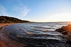 BLUFFER'S PARK AWAKENING LAKE ONTARIO SCARBOROUGH ONTARIO CANADA
