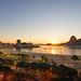 Sunrise @Botafogo, Rio de Janeiro, Brazil by rafa bahiense