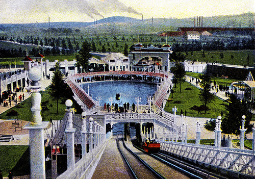 The White City, Syracuse, New York,  1906