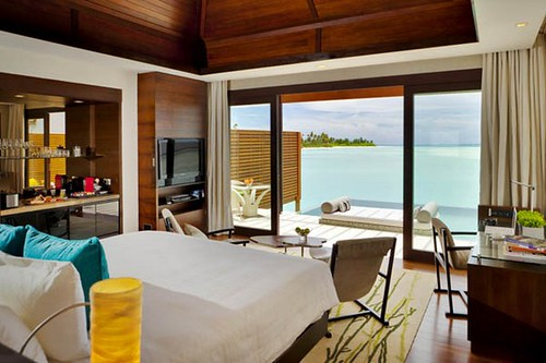 Luxurious & Spectacular Niyama Hotel in the Maldives
