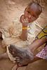 Baby in Djenné, Mali