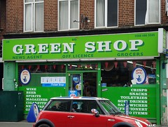 Picture of Green Shop, 230 High Street