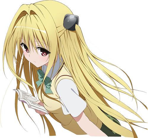 120811(3) - 10月份新動畫《To LOVEる-とらぶる-ダークネス (出包王女DARKNESS)》三位女主角全身造型大公開! (2/3)