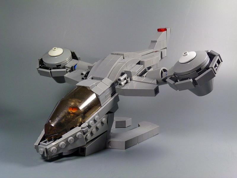 """AV-14 """"Hornet"""""""