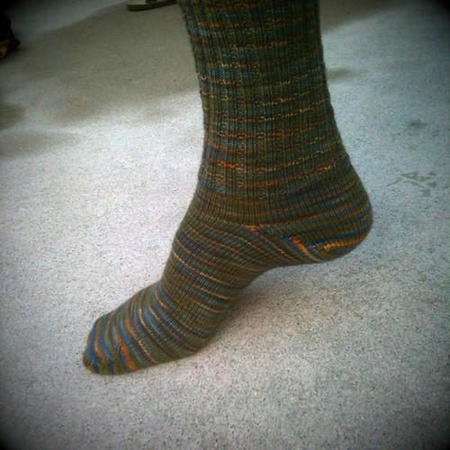PGR sock